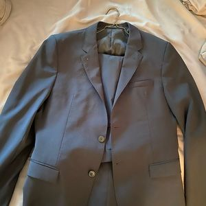 Other - Emporio Armani pinstripe suit and shirt